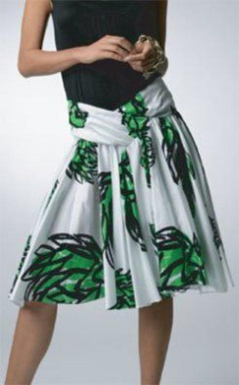 модный фасон платья макси
