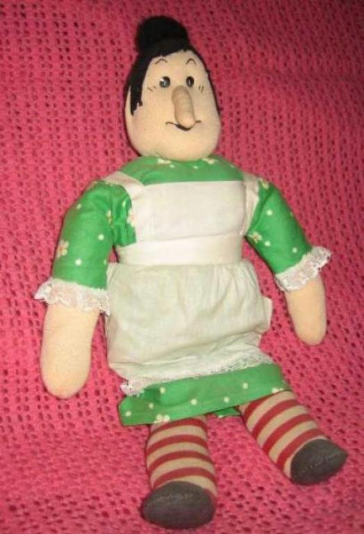 Кукла Фрекен Бок