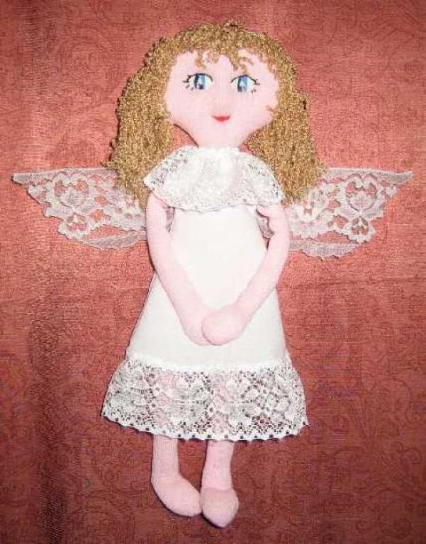 Куколка-ангелок