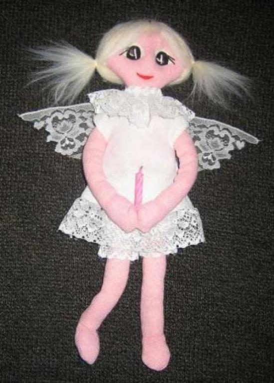 Кукла-ангелок 2.