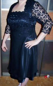 Reggy : выкройка платья из гипюра.
