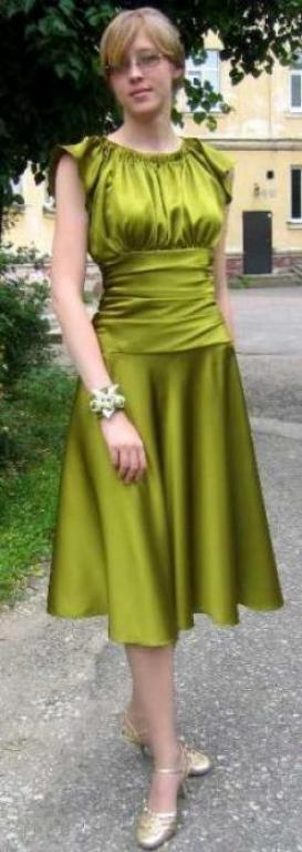 Выпускное платье для дочери
