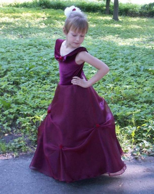 Платье для моей принцессы