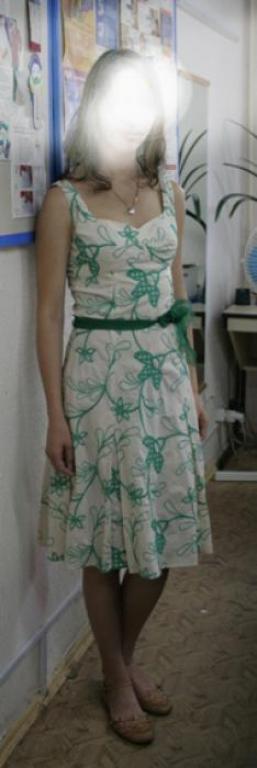 простые выкройки платье из шифона - Выкройки одежды для детей и взрослых.