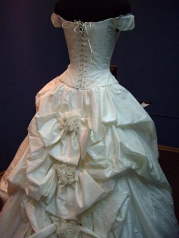как сшить вечернее платье на скорую руку фото и схема.