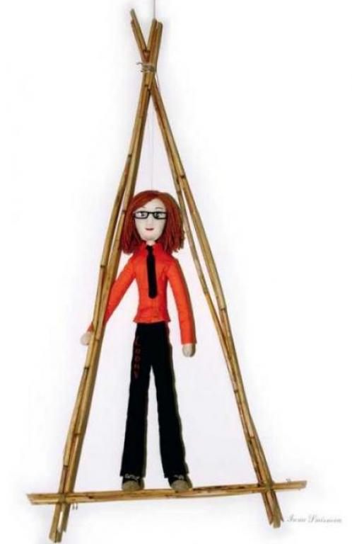 Кукла Юлька