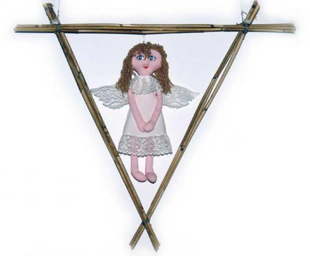 Кукла-ангелок