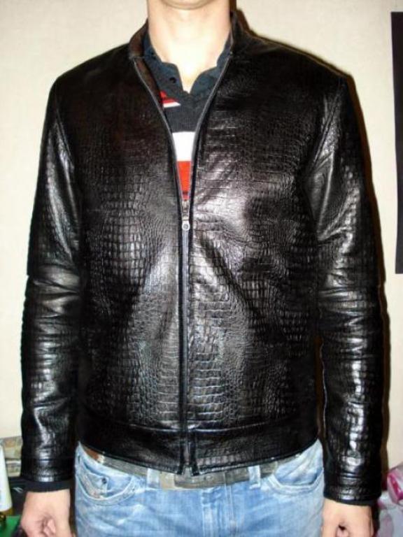 кожаная куртка для милого