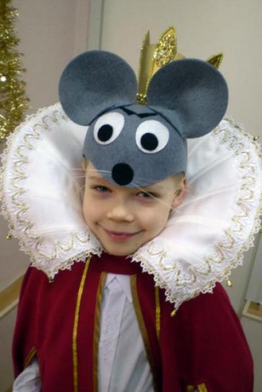 Мышиный костюм