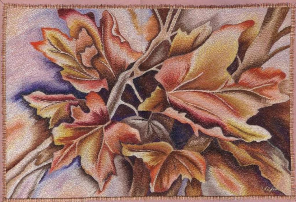 Осенняя абстракция