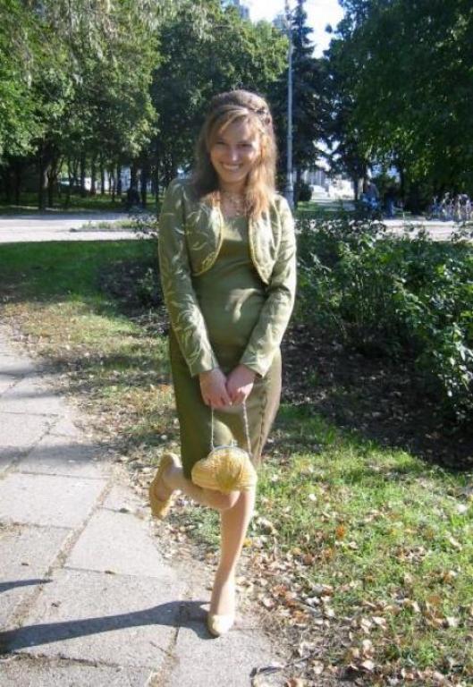 Платье и жакетик