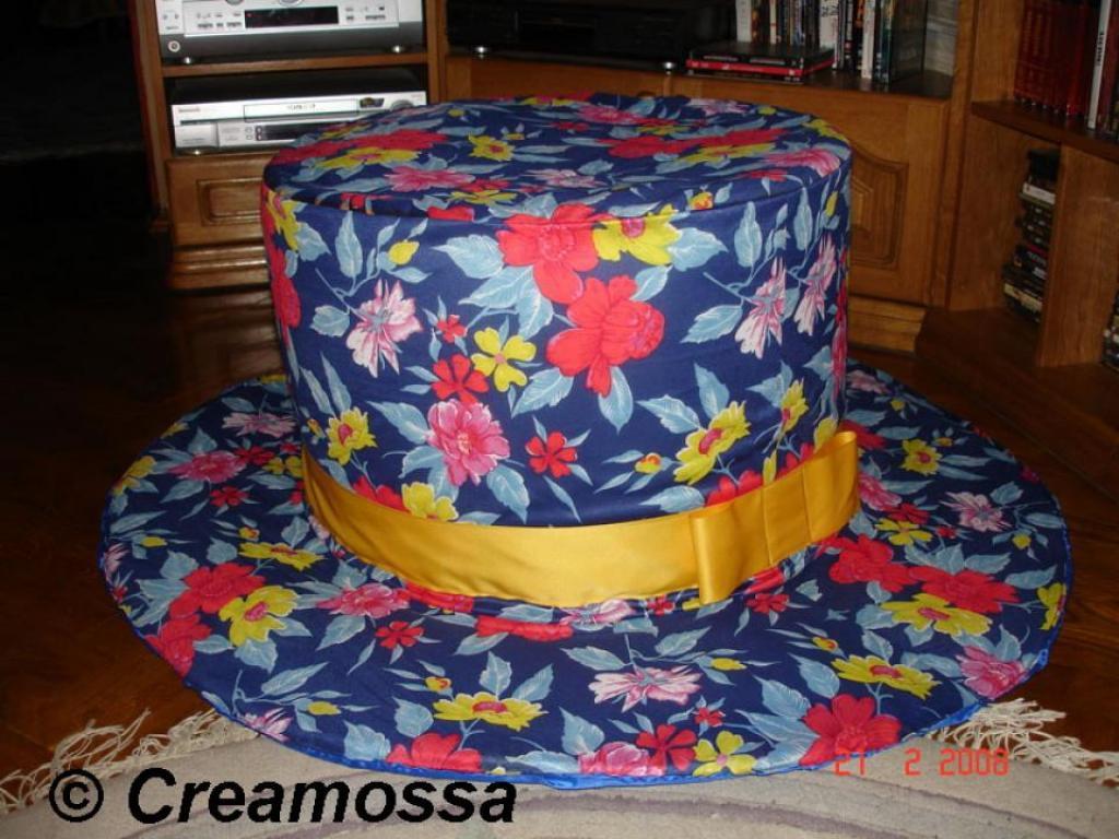 Шляпа для утренника