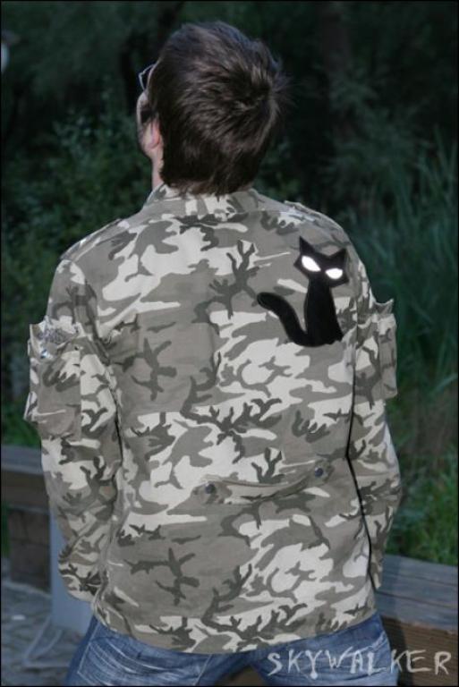 Рубашка CatForces для Алхимика