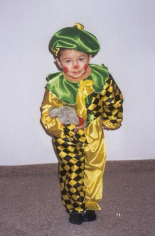 Костюм клоуна, 2005