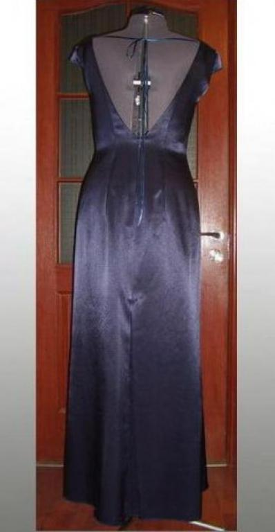 Сшить платье из креп сатина
