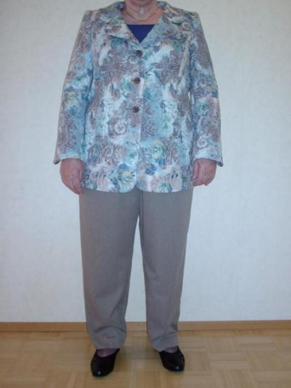 Жакет и брюки