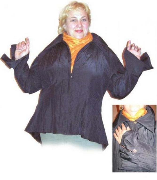 куртка подруге