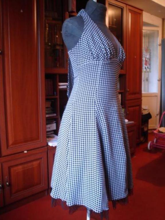 Как сшить летнее платье - выкройка от А