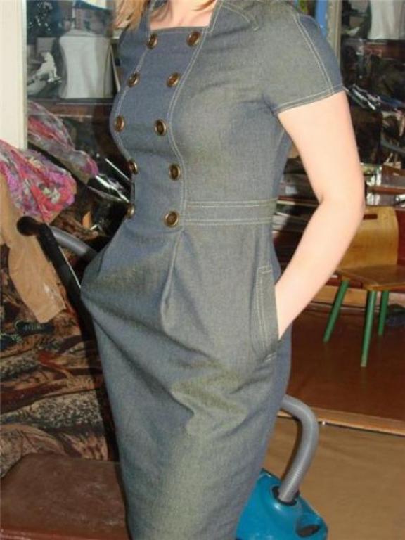 летняя одежда для пожилых женщин.