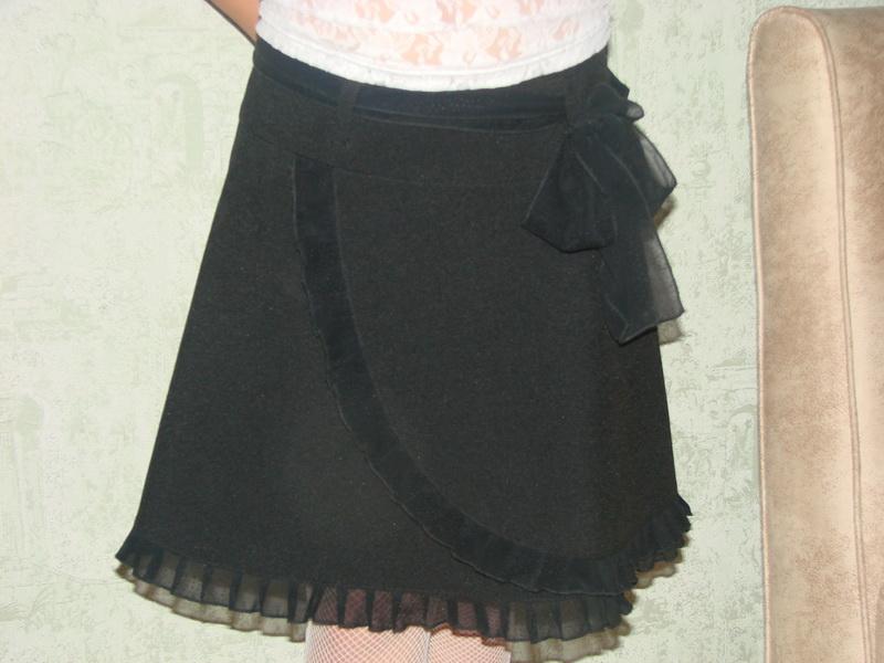 юбка в школу
