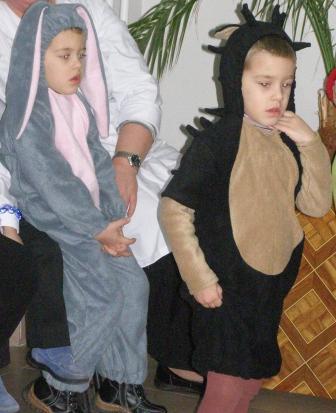 Новогодние костюмы детям