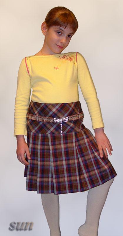 Как сшить прямую юбку на резинке своими
