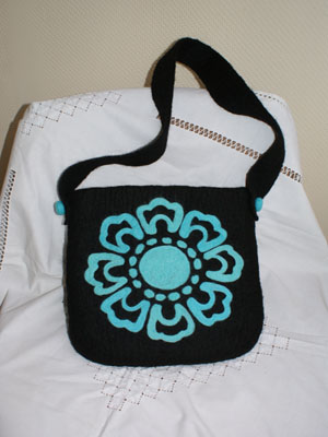 Моя вторая сумка :)