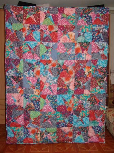 Веселые Звезды - два первых одеялка