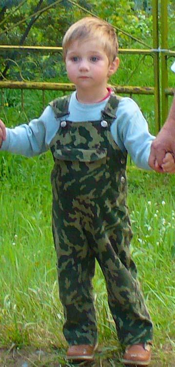 схемы вязания детской обдежды