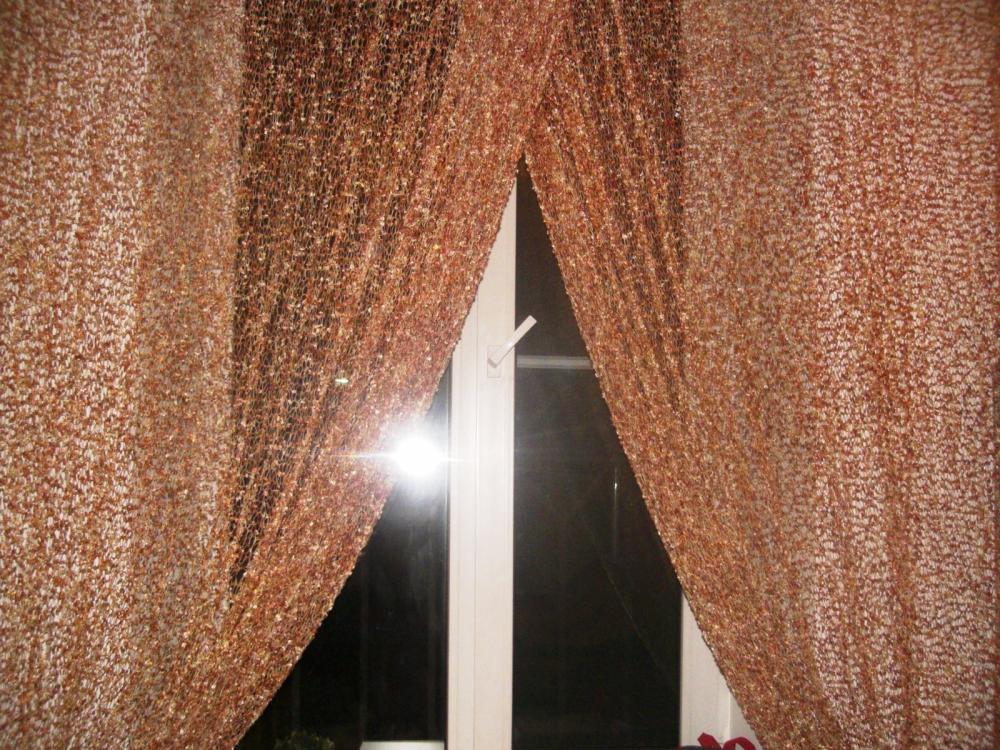 Вязаные шторы [Архив] - Форум