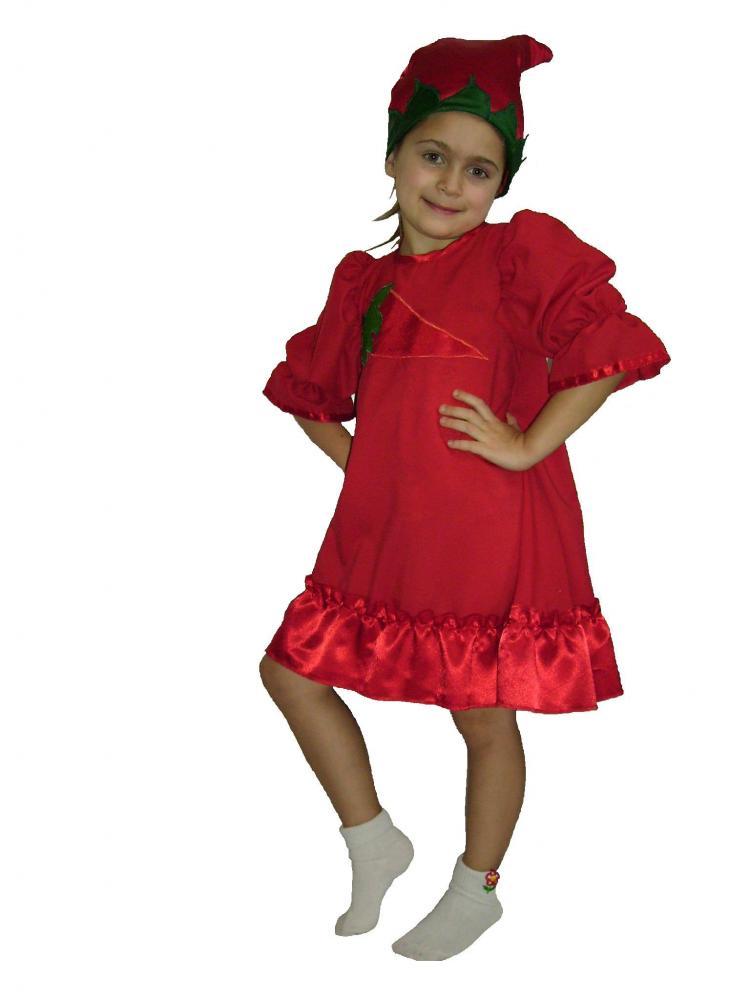 Выкройки детского костюма восточной красавицы.
