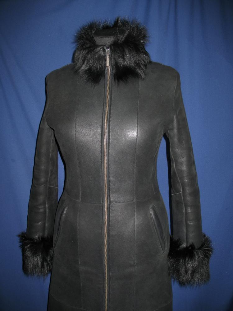 Как перешить кожаную куртку своими руками
