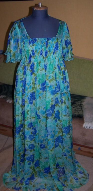 Как сшить платье для кошки.