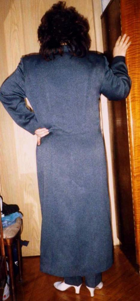 Пальто + брюки