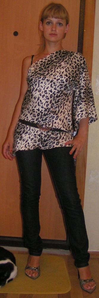 вариант для ношения с джинсами