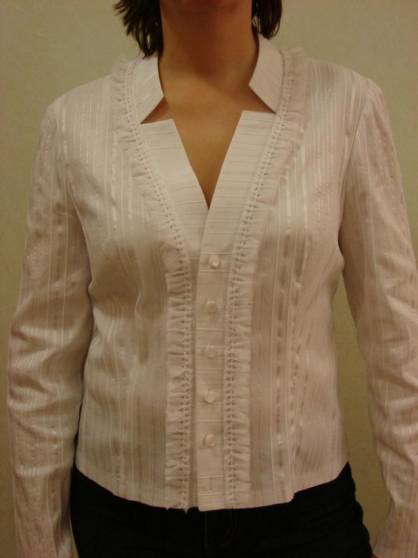 Блузка бохо своими руками