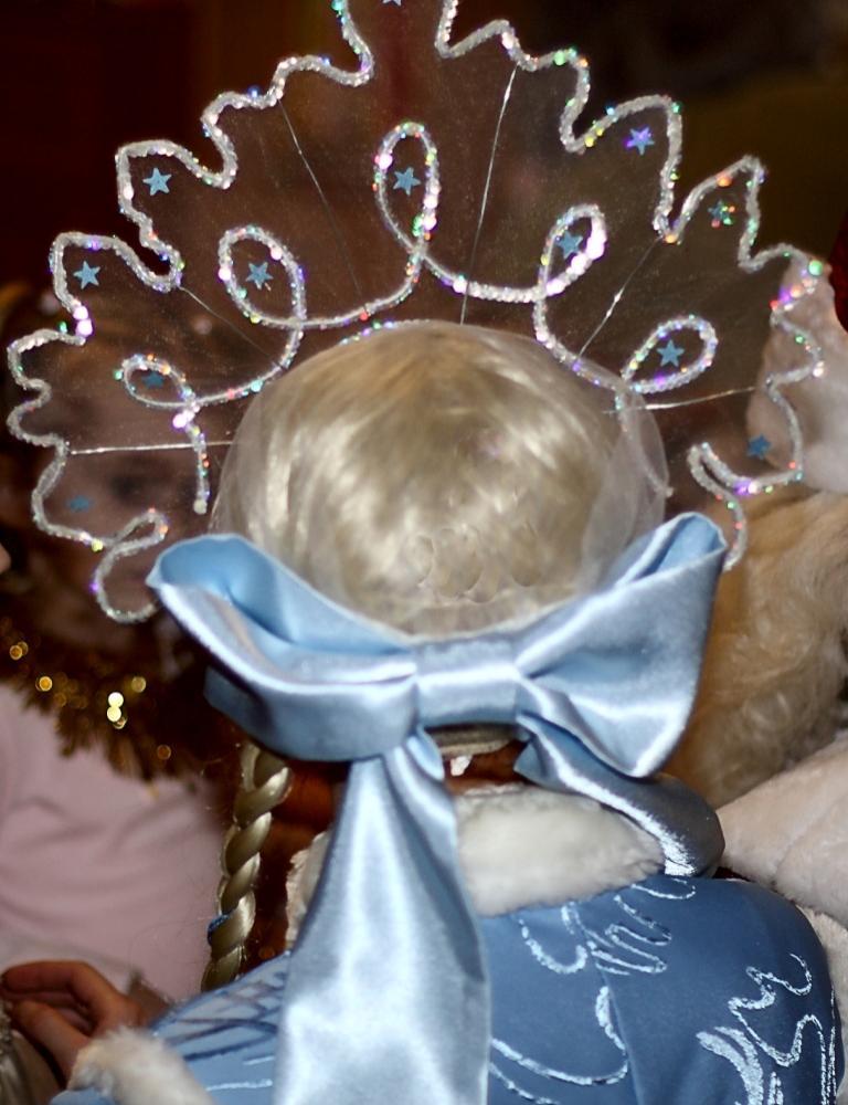 Корона для снегурочки своими руками из проволоки
