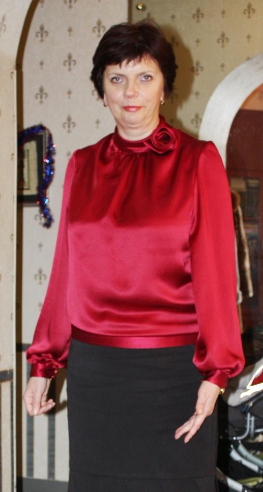 Как быстро сшить летнюю блузку без выкройки Шьем 99