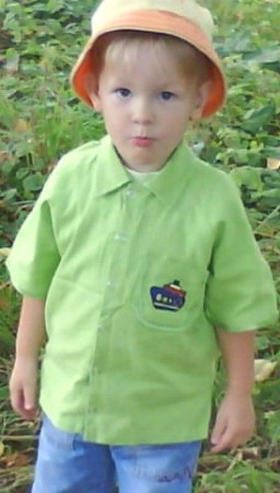 Сыну-рубашка из Оттобре 2003
