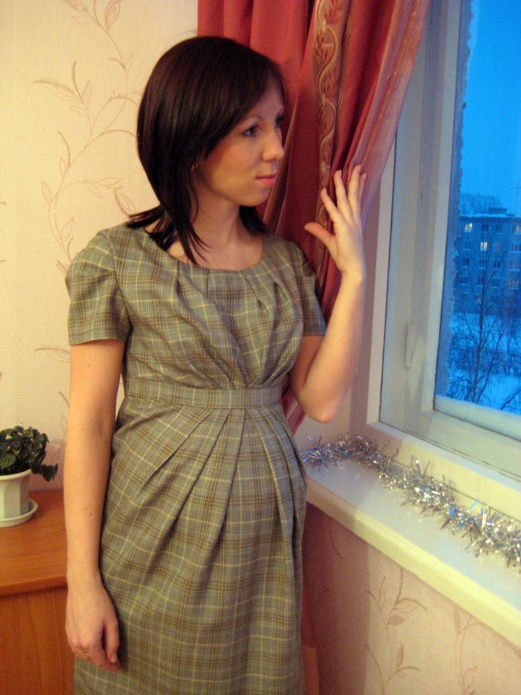 Платья для беременных фото и выкройки