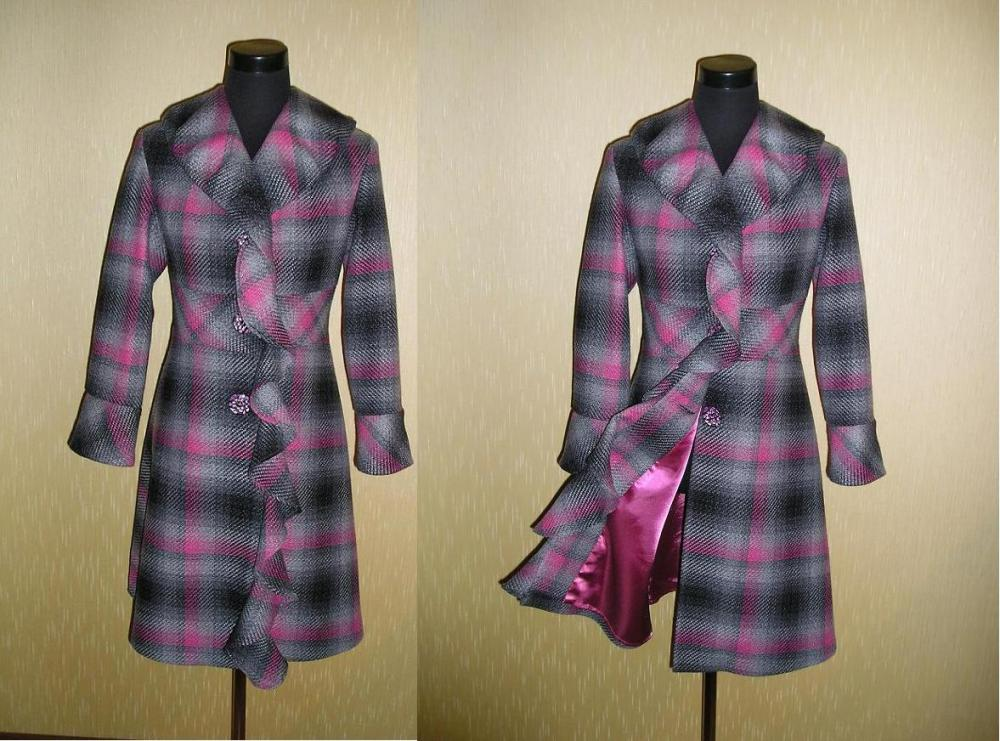 Пальто первое самое