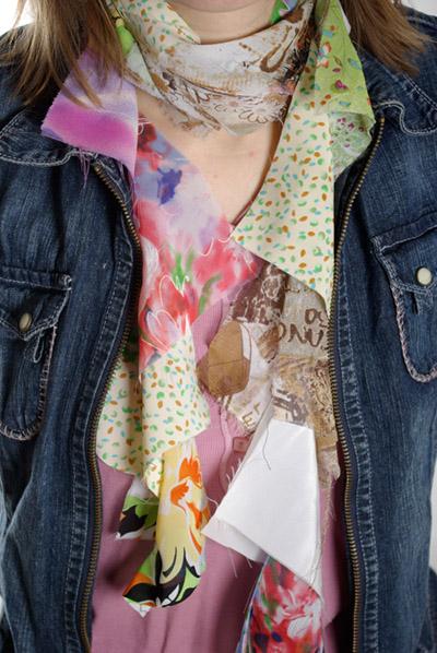 Переделка старой одежды