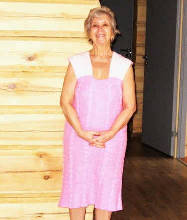 Старое платье