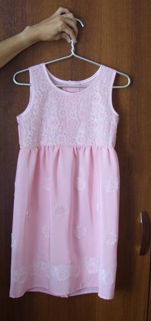 платье для племянницы