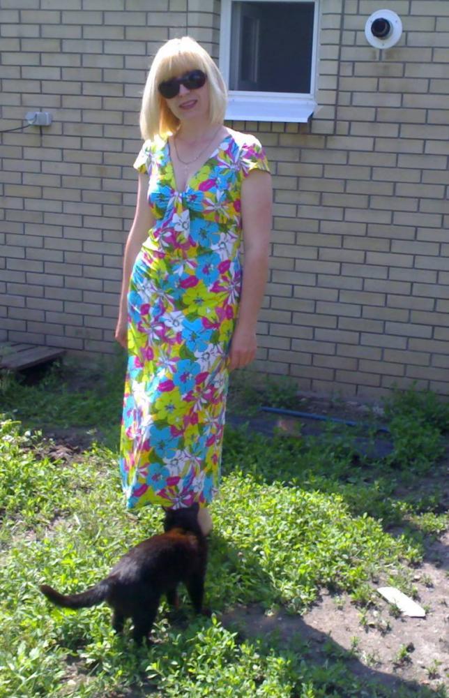 платье для себя
