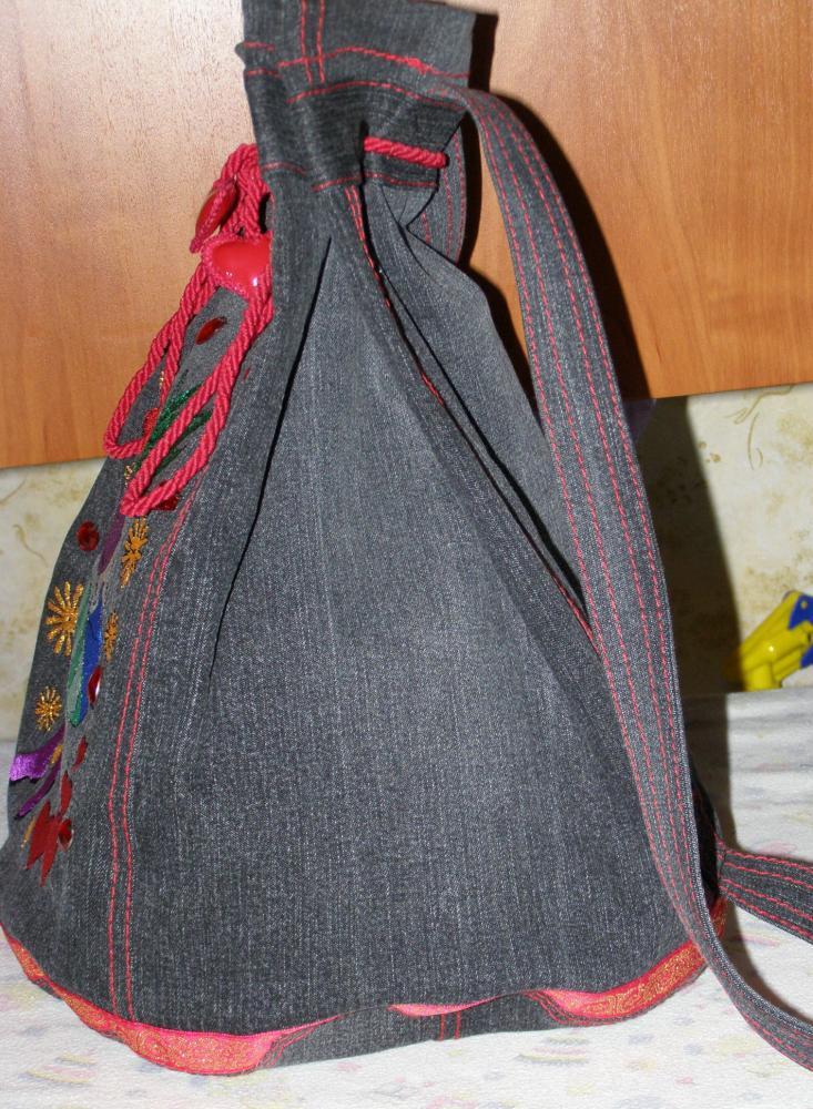 Как из спортивной сумки сделать рюкзак рюкзак freestyle jekky kids отзывы