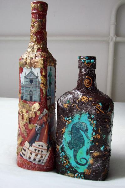 Еще одна парочка любимых бутылок