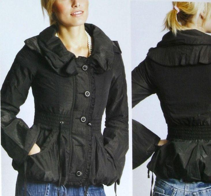 Идея-оригинал для бежевой куртки