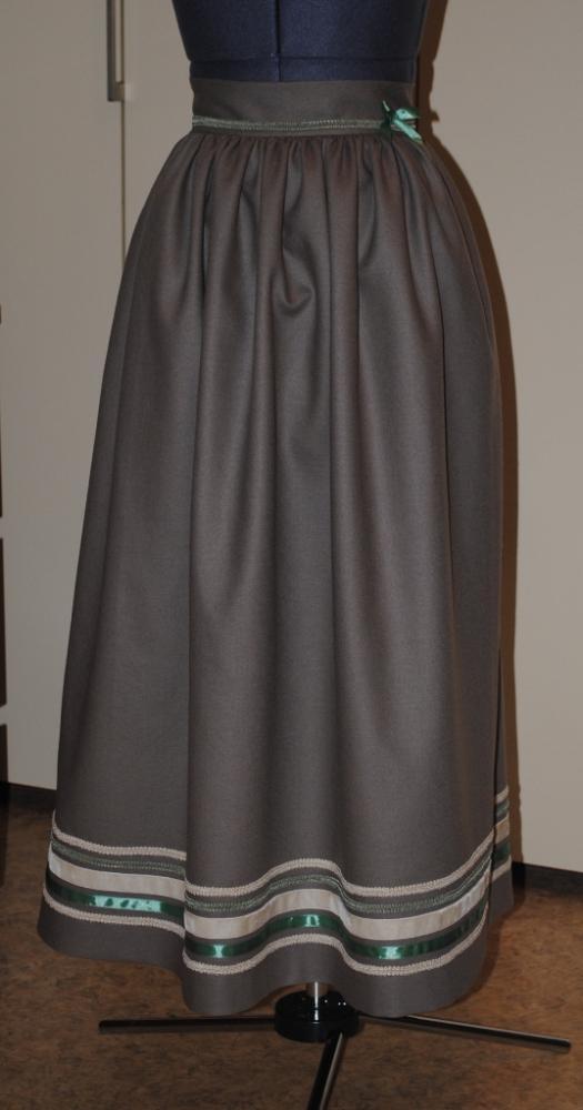 Как сшить юбку на зиму 705