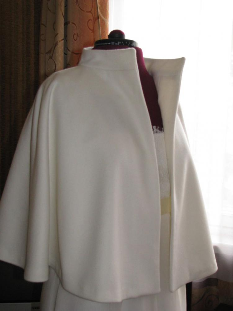 Свадебные шубки выкройка